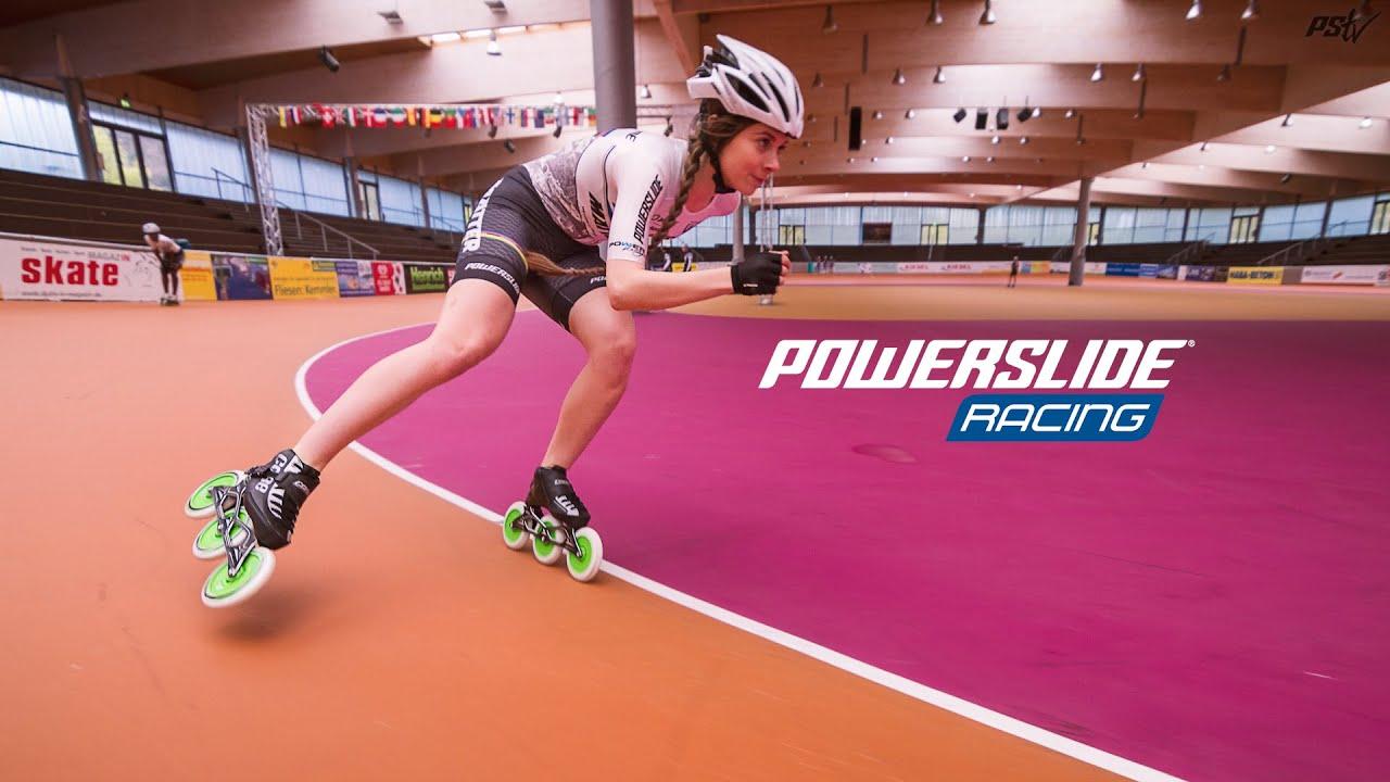 62e229fbd5e Introducing Sandrine Tas - Powerslide Racing - YouTube