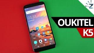 Oukitel K5 Review! Not bad yo... 😋