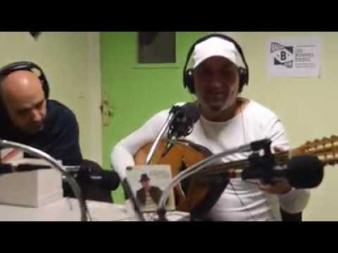 Kamel Chenane à la Radio B Lyon Hommage à Ali Maouchi