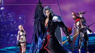 Dissidia: Final Fantasy NT: Ranked Matches (pt15) Sephiroth