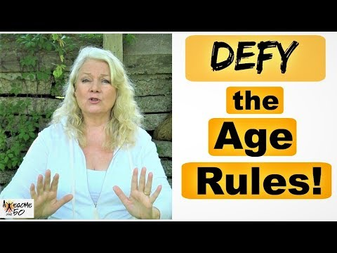 DEFY the AGE RULES! My Top 5 Fashion Rule-Breakers, Mature Women over 50
