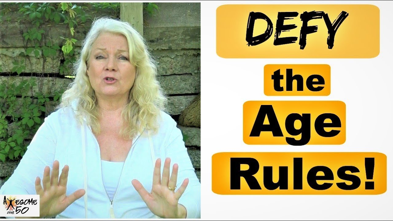 Defy The Age Rules My Top 5 Fashion Rule Breakers Mature Women Over 50