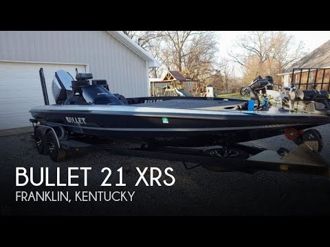 [UNAVAILABLE] Used 2017 Bullet 21 XRS in Franklin, Kentucky