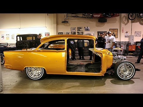 1955 Chevrolet Bel Air Build Project