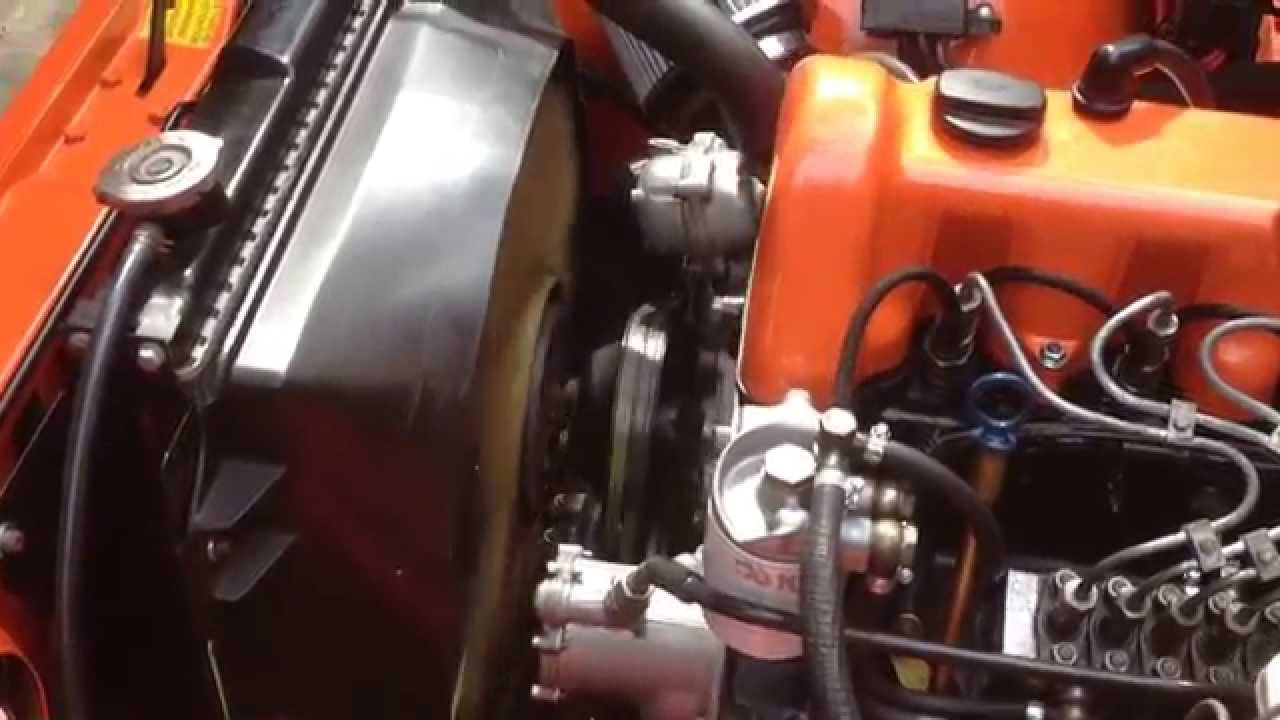 Diesel Engine Working >> Jeep Wrangler YJ Diesel Mercedes OM617 Swap - YouTube