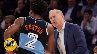Cavs Players Have A Problem With Coach John Beilein's Style, According To A Report | The Jump