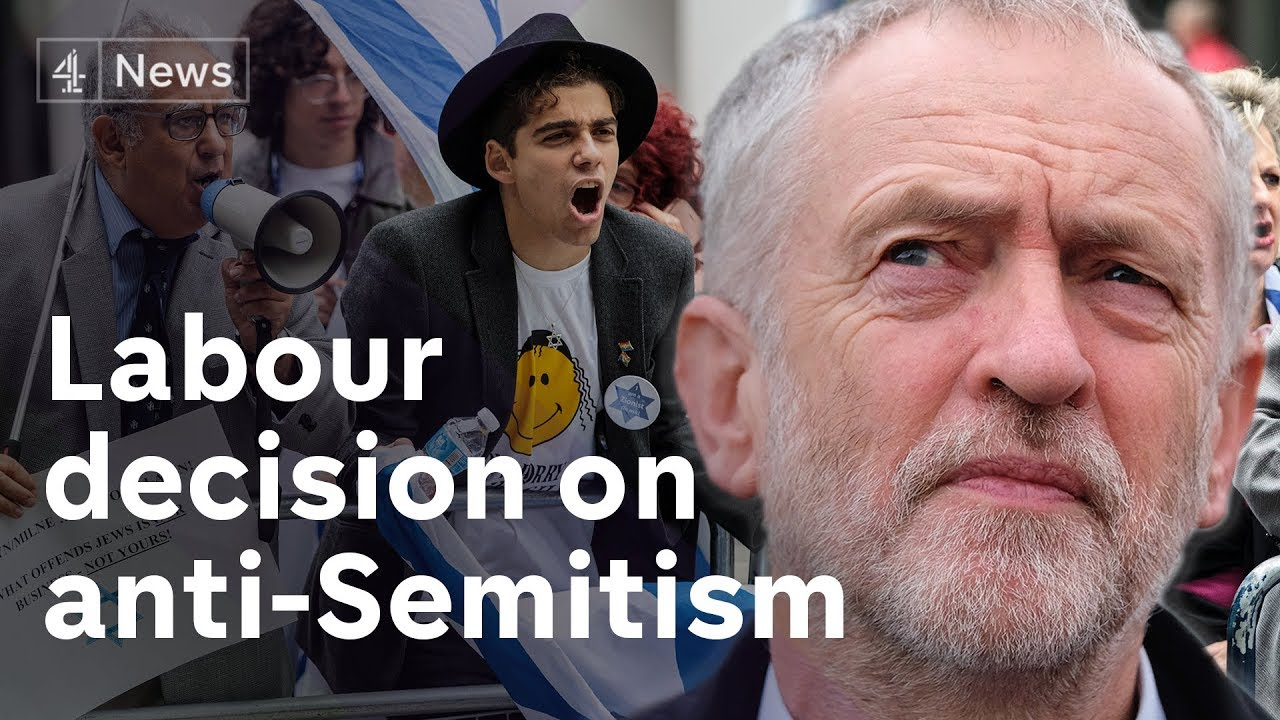 Labour adopts new anti-Semitism definition