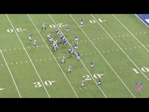 Chalk Talk - Brock Huard on Doug Baldwin TD vs Giants