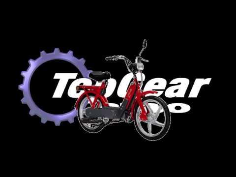 TOP GEAR CIAO - quarta puntata - come smontare il motore dal telaio
