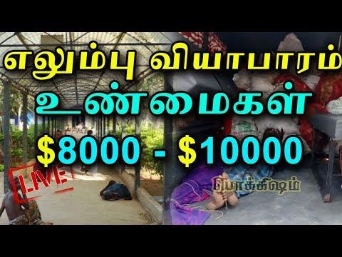 Bones for Sale | காஞ்சிபுரம் கருணை இல்லம் விவகாரம் | Tamil Pokkisham