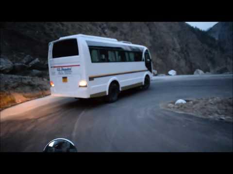 Rishikesh To Badrinath from IIT Kanpur-Road Trip