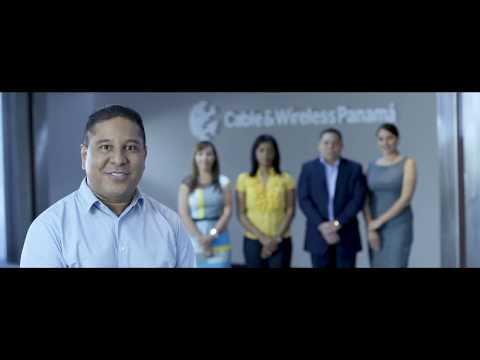 20 años de Cable & Wireless Panamá