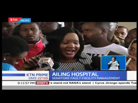 Leaders pushing to make Pumwani maternity hospital a national referral