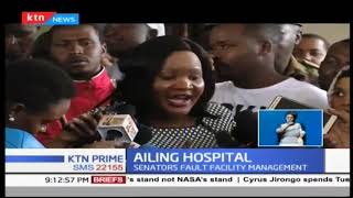Leaders pushing to make Pumwani maternity hospital a national referral