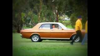 GT falcon XY 1971  CRUISIN FORD aussie muscle car