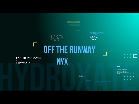 Warframe: Off The Runway - Nyx