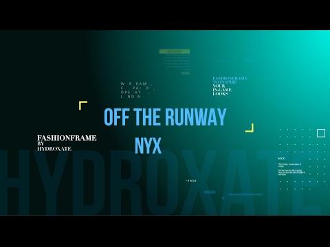 Warframe: Off The Runway - Nyx Fashionframe