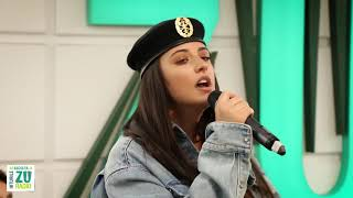 Antonia - Amya (Live la Radio ZU)