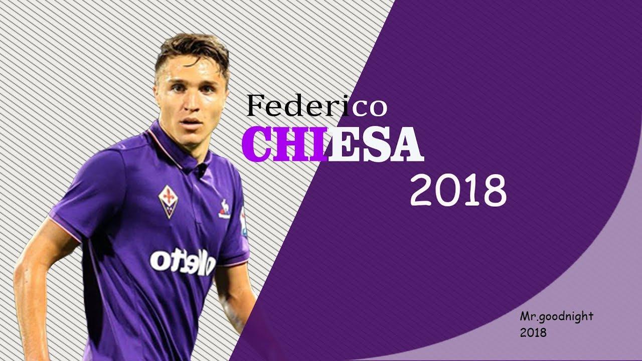 6a71cabecb078 Federico Chiesa - Top Goals   Skills - Fiorentina - 2018 - YouTube