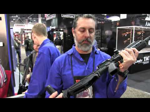 Introducing the Kel-Tec RDB Bullpup