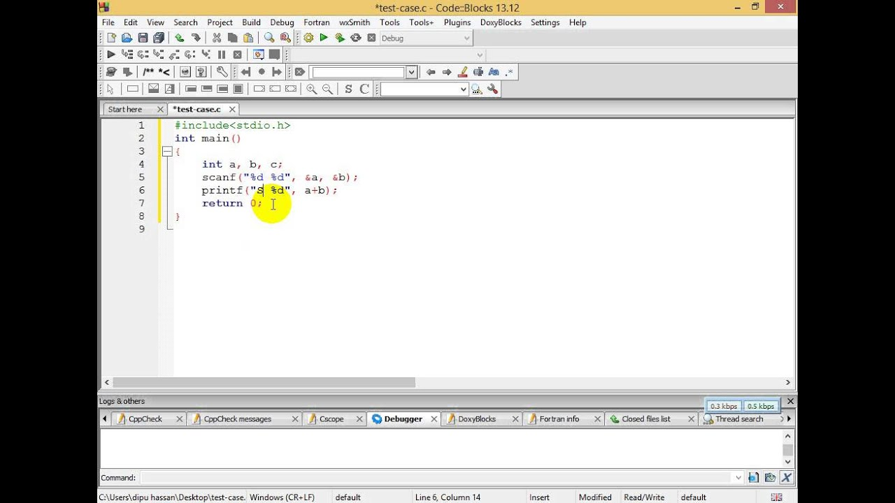 Top Programming Languages >> EOF(End of File) syntax - YouTube