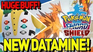 These NEW MOVES are BUSTED! HUGE LEAK in Pokemon Sword and Shield!