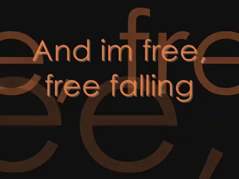 Tom Petty- Free Falling + Lyrics On Screen Mp3