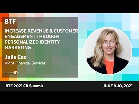 Increase Revenue & Customer Engagement Through Personalized Identity Marketing