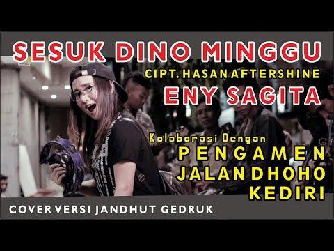 Eny Sagita - Sesuk Dino Minggu Cipt. Hasan Aftershine - Versi Jandhut Gedruk