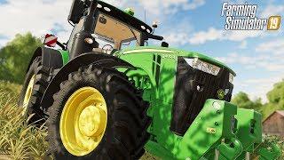 #Farming #Simulator 19  Tutorial -Invatam Agricultura!