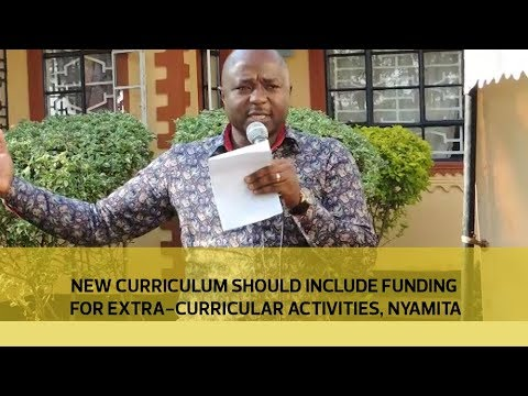 New curriculum should include funding for extra-curricular activities