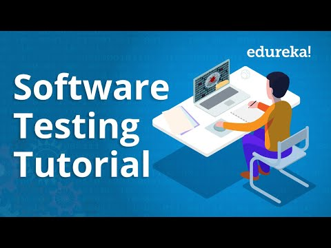 Software Testing Tutorial For Beginners | Manual & Automation Testing | Selenium Training | Edureka