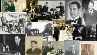 Capablanca on film/Capablanca en película