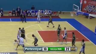 Pertevniyal-Sakarya BŞB.Basketbol