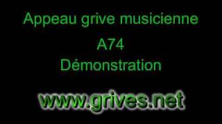 Appeau grive musicienne - A74 - Imitation chant grive