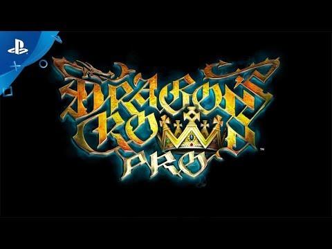 Dragon's Crown Pro - PSX 2017: Announcement Trailer | PS4