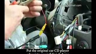 Asottu HYUNDAI IX35 car dvd Installation guide 01