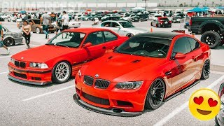 Biggest BMW Car Show In The WORLD!!! (BIMMERFEST2019)