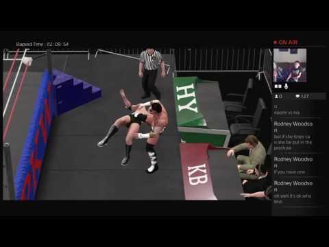 rick boyd vs CM Punk