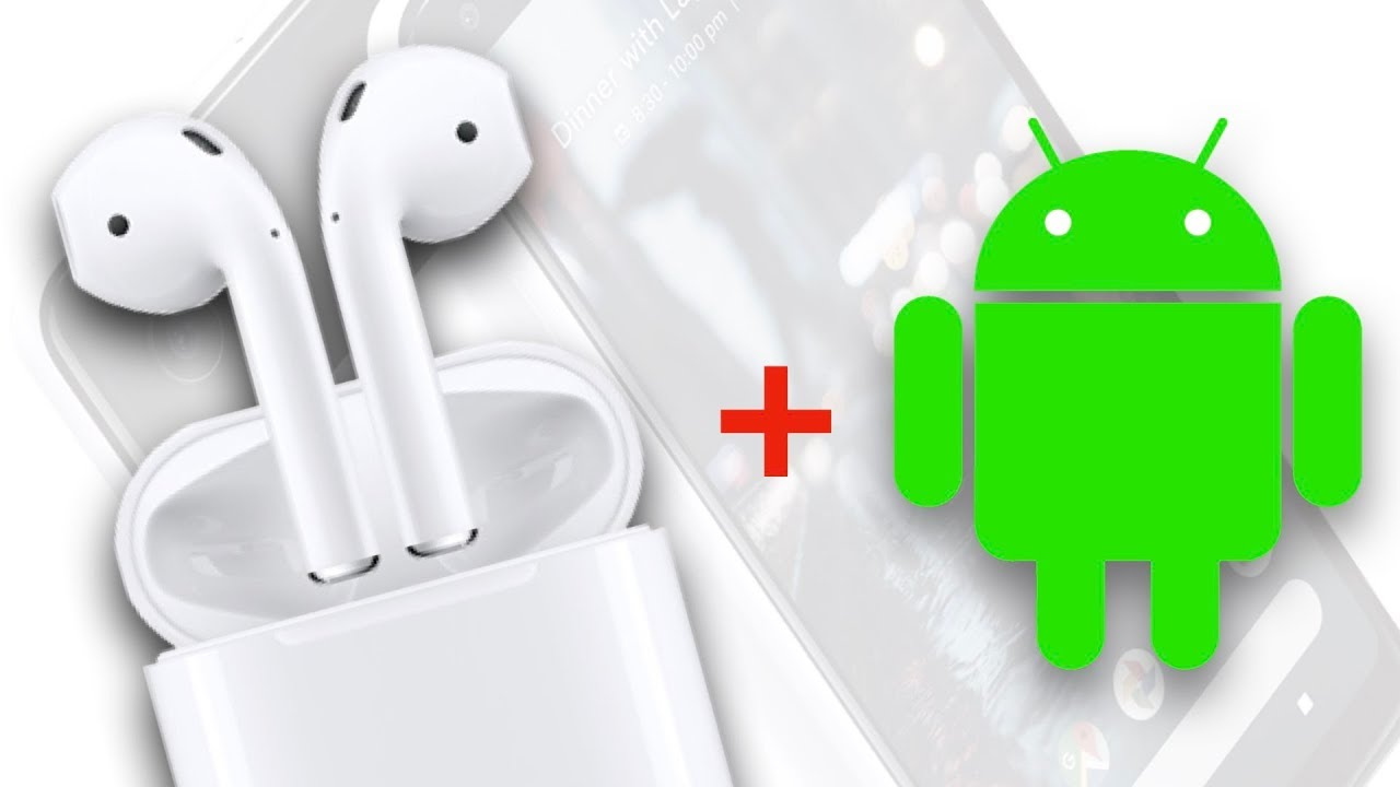 AirPods with Android! (How to Setup AirPods on an Android Phone or Tablet)