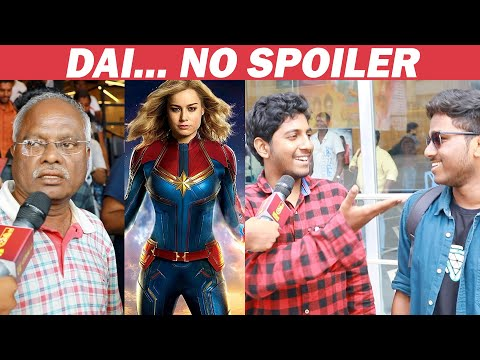 Captain Marvel Public Review | Opinion | Chennai | Avengers