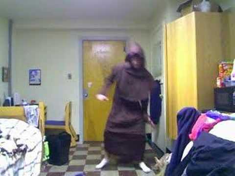 Crazy Dancing Monks
