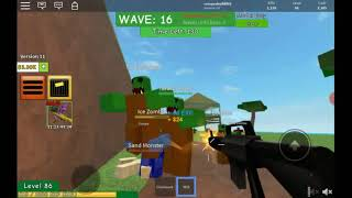 Zombie Attack   Zippy and Pals   ROBLOX