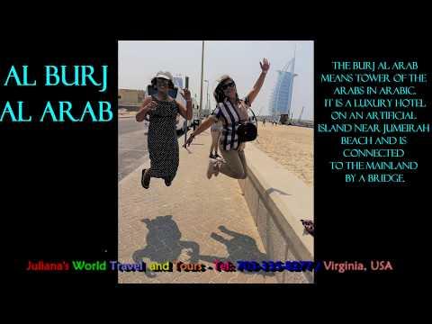 "JWTT September 2019 UAE, Dubai ""Burj Al Arab Jumeirah"""