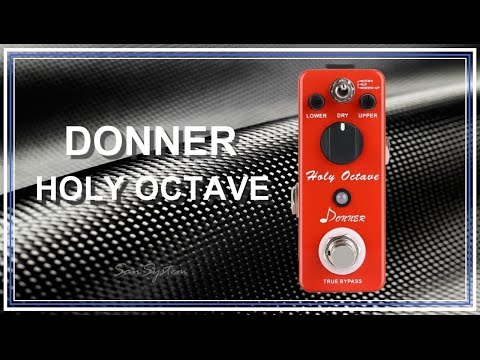 DONNER Holy Octave