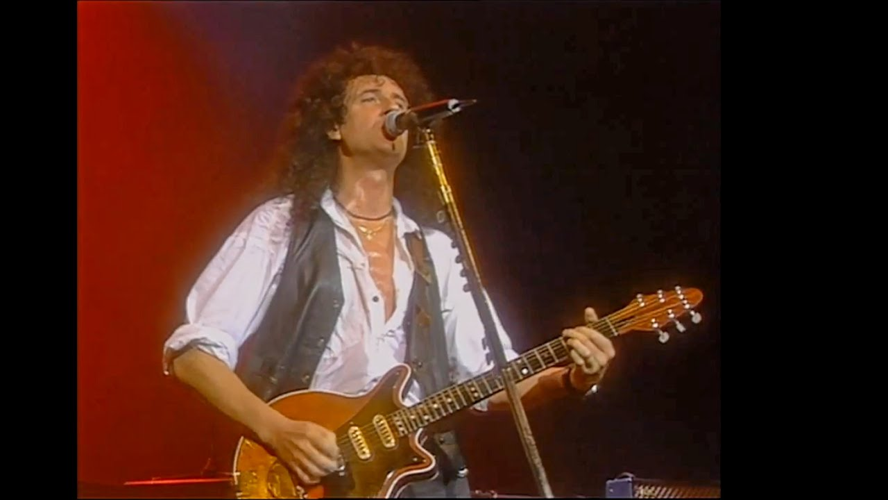 The Brian May Band - Since You've Been Gone (Live At The Brixton Academy)