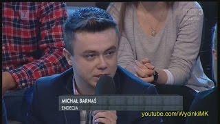 Młodzież kontra 579: Michał Barnaś (Endecja) vs Joanna Scheuring-Wielgus (Nowoczesna) 04.12.2016
