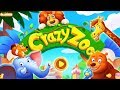 Crazy Zoo Play Animal Care & Makeover Mini Games For Kids