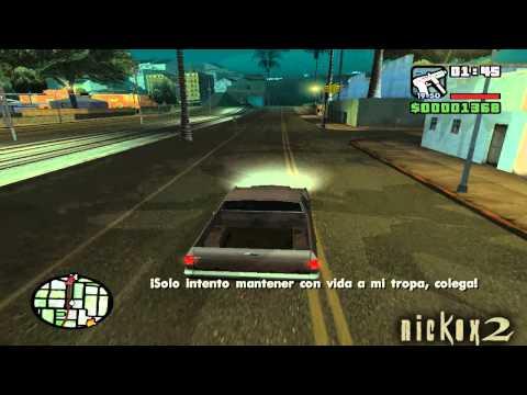 Gta San Andreas Guía:Mision 12-Catalyst