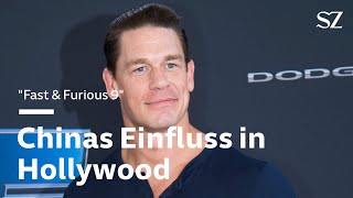 Chinas Einfluss in Hollywood